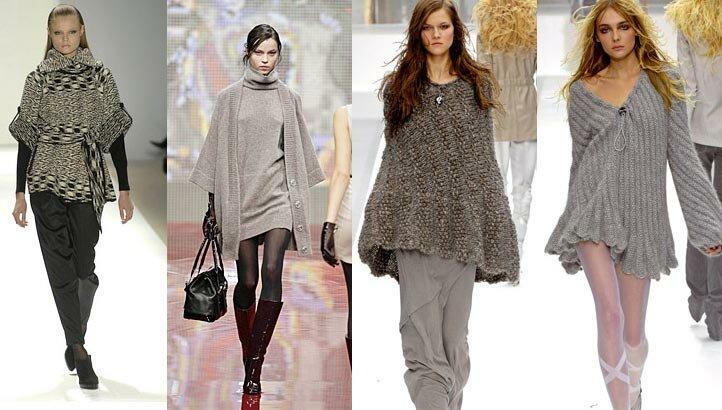 Модные вязанные кофточки 2015
