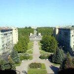 Прогулка по паркам Санкт-Петербурга