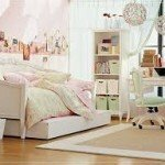 Обустройство женской комнаты и ее особенности