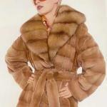 Меховая одежда