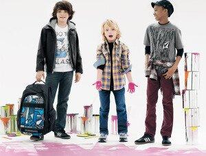 Разновидности классической обуви для мальчиков