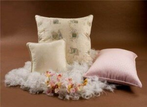 Подушки с мягким наполнителем