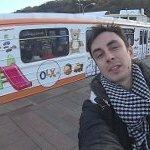 Селфи в киевском метрополитене