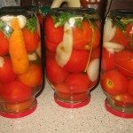 Правила консервации помидоров