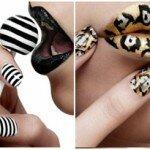 Наклейки для ногтей и их особенности использования