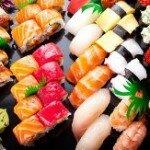Свежие суши Алматы от Pizza Sushi