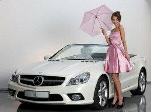 Лучшее авто для девушки